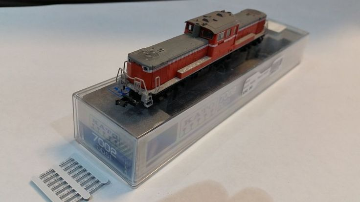 Kato Model Train 7002  #SD51 in box SHIPS FREE!