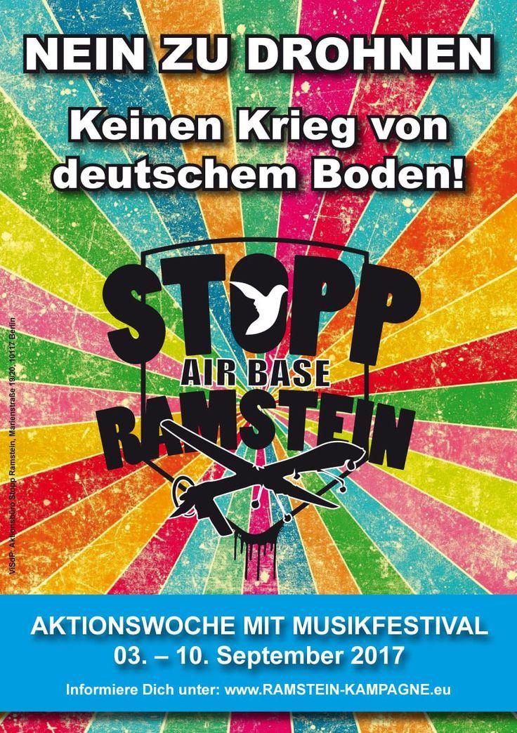 Stopp Ramstein 2017