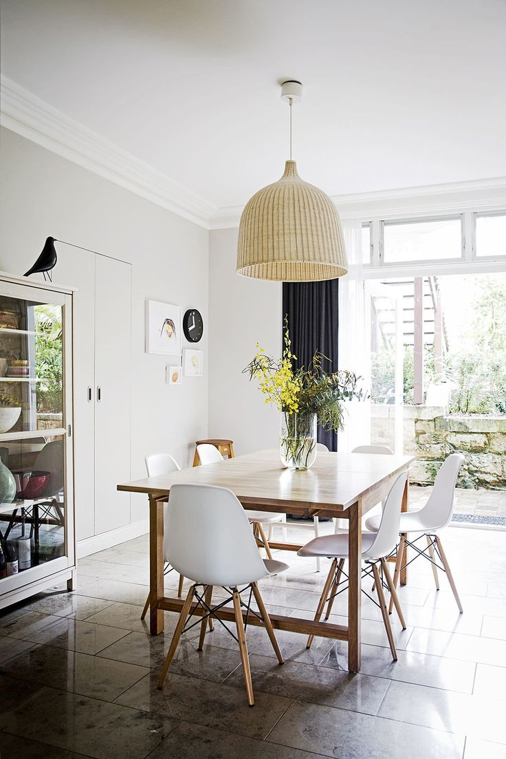 Both From Ikea The Norden Table Extends And Leran Pendant
