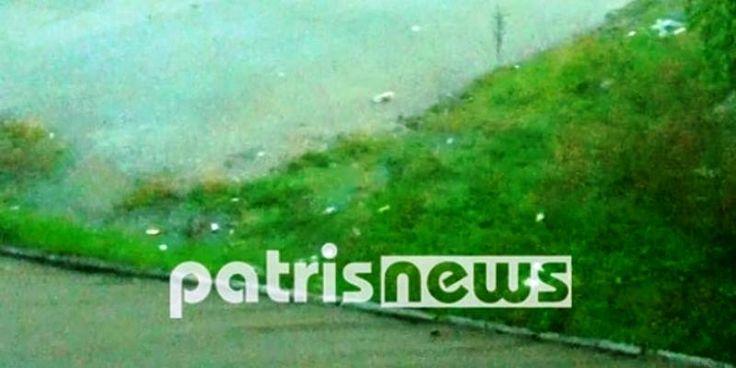 ΒΙΝΤΕΟ -Ακραία καιρικά φαινόμενα «χτυπούν» ξανά την Ηλεία