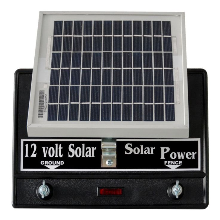Silver Streak 12 Volt Solar Electric Fence Charger  Now on ebay!