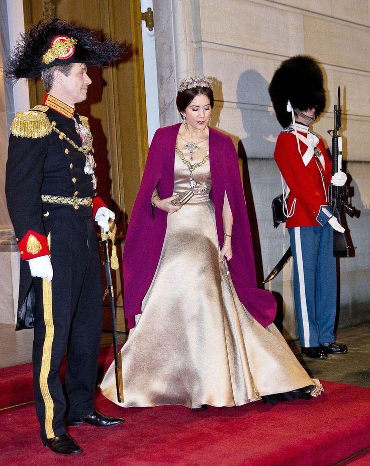 Beau Monde | Deense royals openen het jaar in stijl