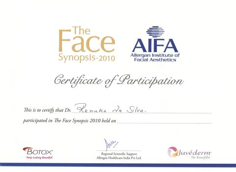 The Face Synopsis 2012 Dr Renuka