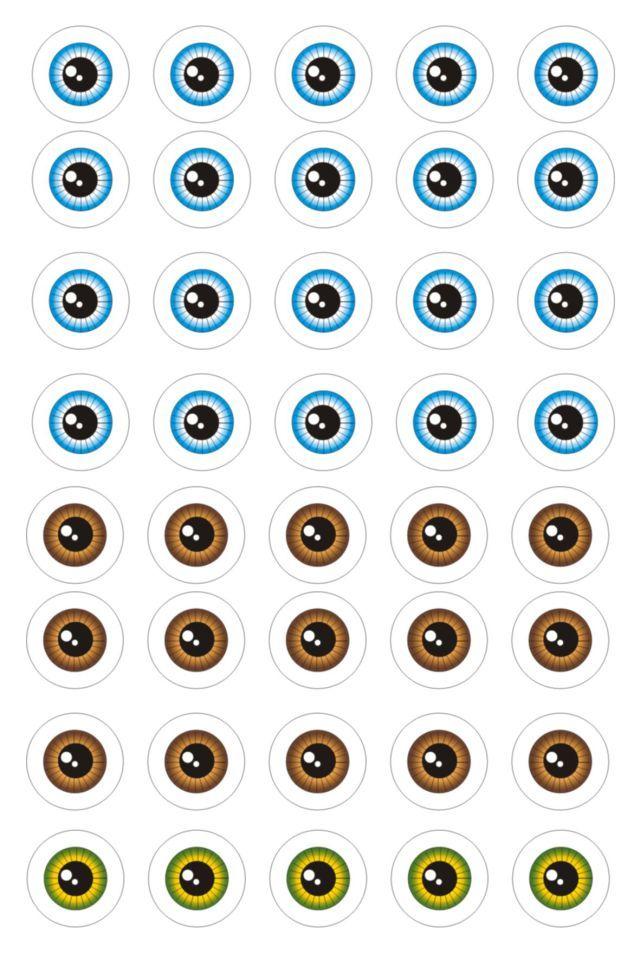 Plantillas de ojos (4)