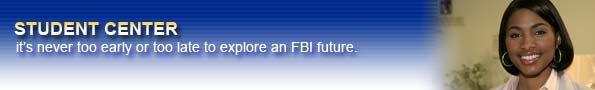 FBIjobs.gov > Student Center > Internship Programs > Visiting Scientist Program