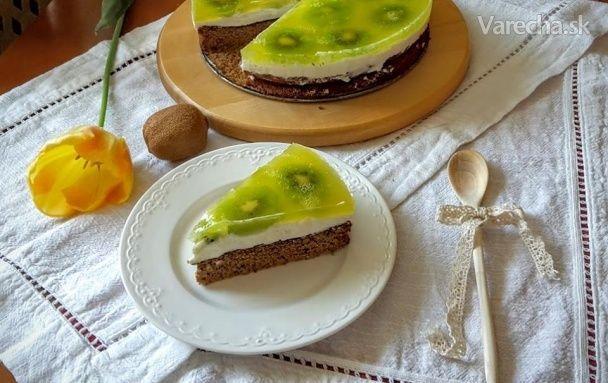 Kivi torta aj pre bezlepkáčov - Recept
