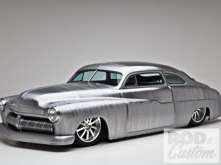 1950 Mercury - Metal Majesty