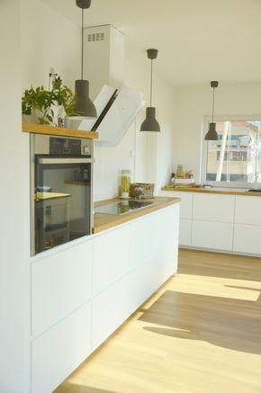 Einfache schicke Küche – Claudia Heuer