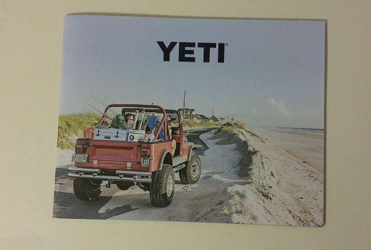 Yeti Coolers 2013 Catalog Yeti Coolers LLC Inc 500  #Yeti
