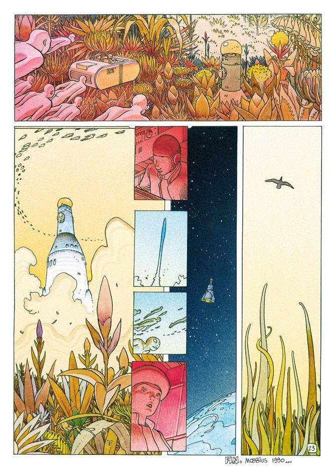 El tebeo El mundo de Edena, en concreto su serie Los reparadores (1990), ha servido de inspiración para su corto de animación en 3D, que se ha realizado en exclusiva para la exposición.
