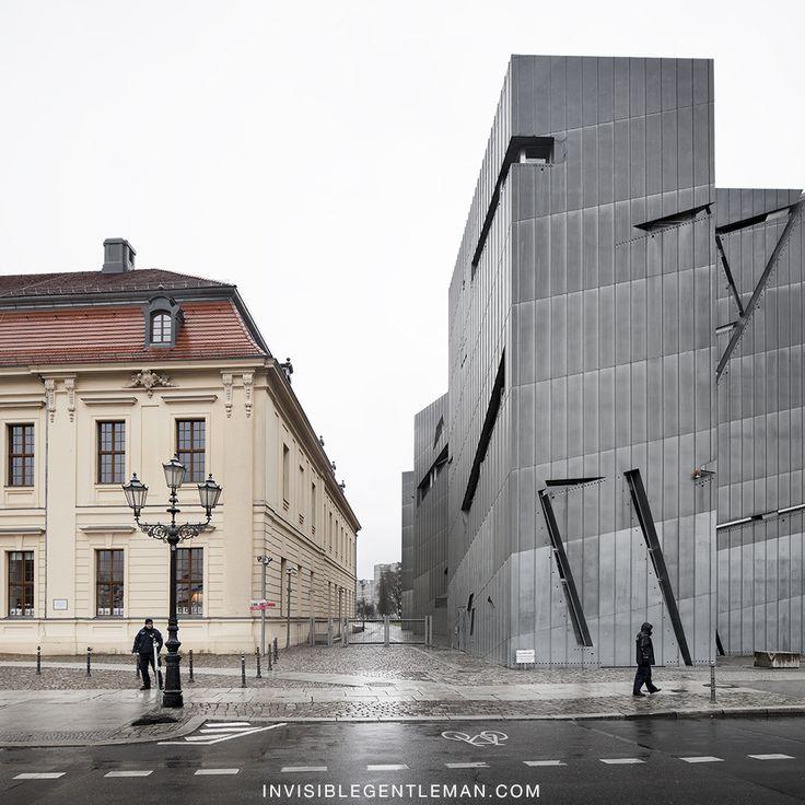 JEWISH MUSEUM | Daniel Libeskind | Berlin, Germany