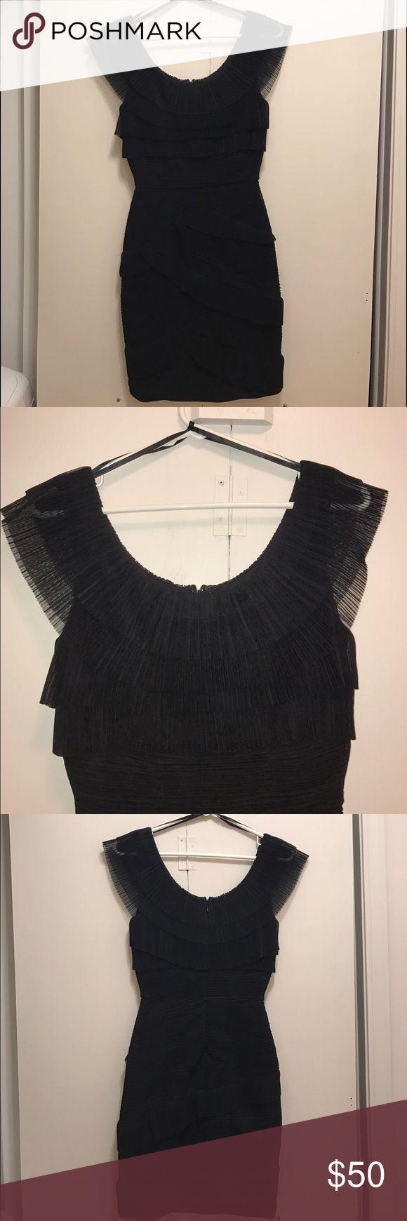 BCBG dress Worn once BCBG Dresses