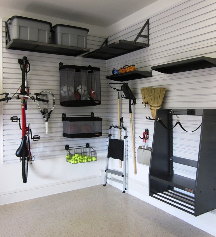 Best 25+ Small Garage Organization Ideas On Pinterest