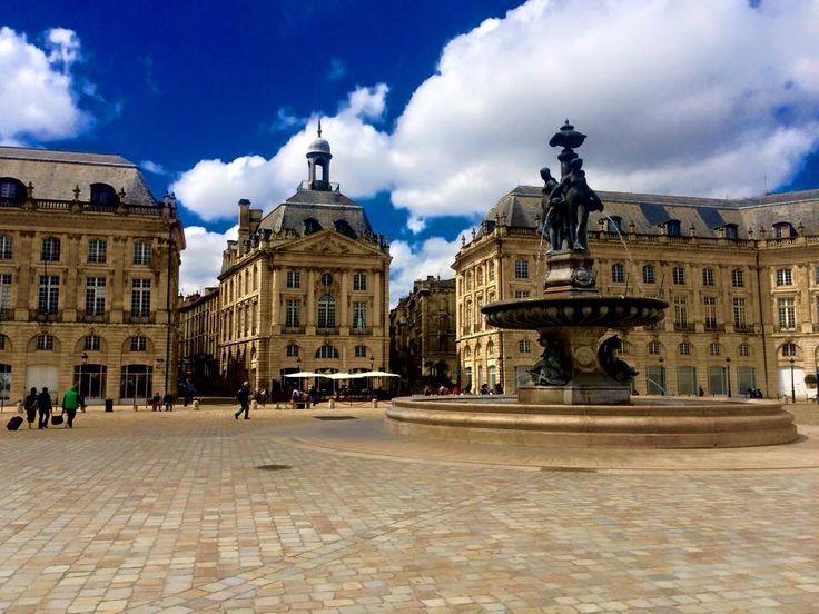 Place de la Bourse | Bordeaux | France