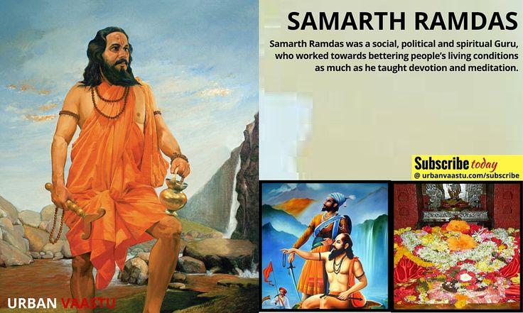 Heritage & Culture : Spirituality Insight : Samarth Ramdas