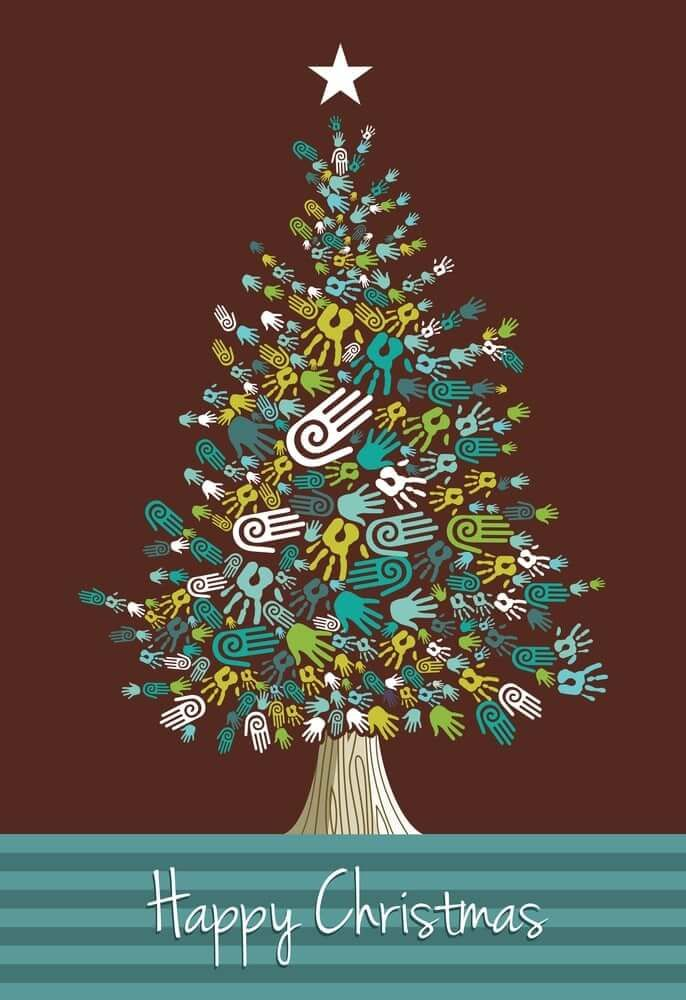 Christmas Greeting Cards Images Free Download With Images