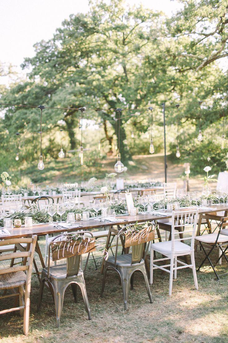 Intimate Destination Tuscany Wedding For 60 Guests Ruffled Tuscany Wedding Tuscan Design Greenery Wedding Theme