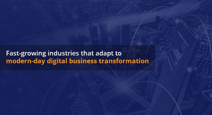 Almost every business enterprise now thrives online due to an increase in digital-dependency among people all over the world. Here we enlist few of the top-notch business sectors flourishing under the digital sheath.