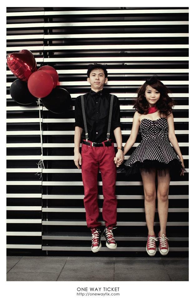 kiminpink♥com: Pre-Wedding Photo