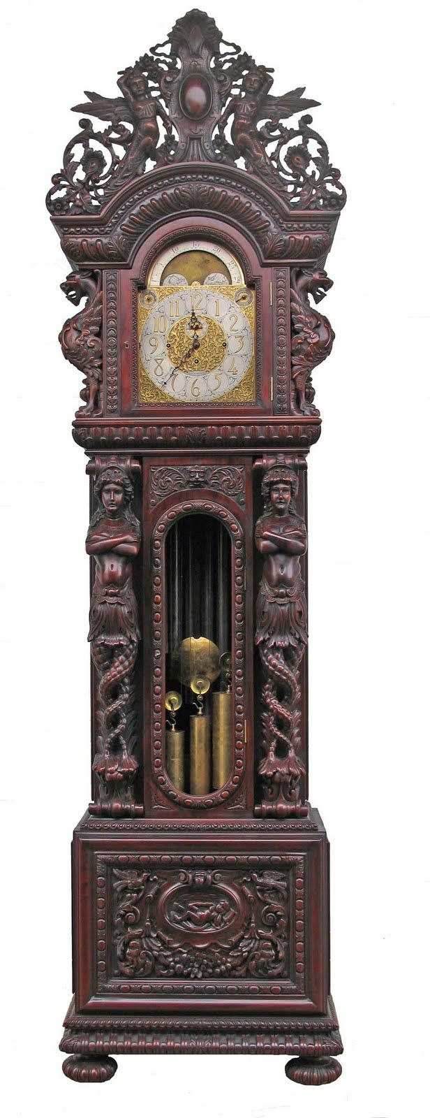 Grandfather Clock Plans Free PDF - WoodWorking Projects