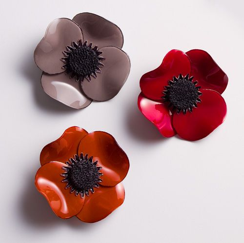 Poppy Pins, Pins, Jewelry, Home - The Museum Shop of The Art Institute of Chicago