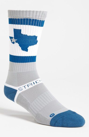 STRIDELINE 'Texas' Socks available at #Nordstrom