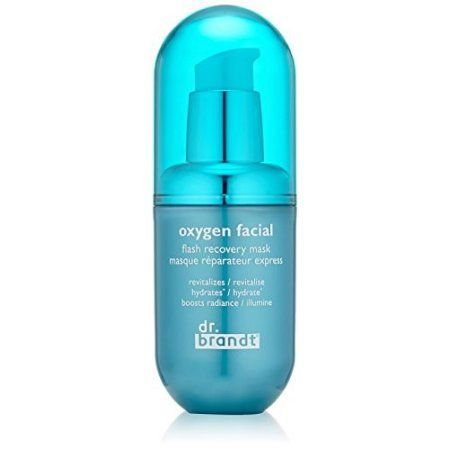 Dr.Brandt Oxygen Facial Flash Recovery Mask, 1.4 Oz