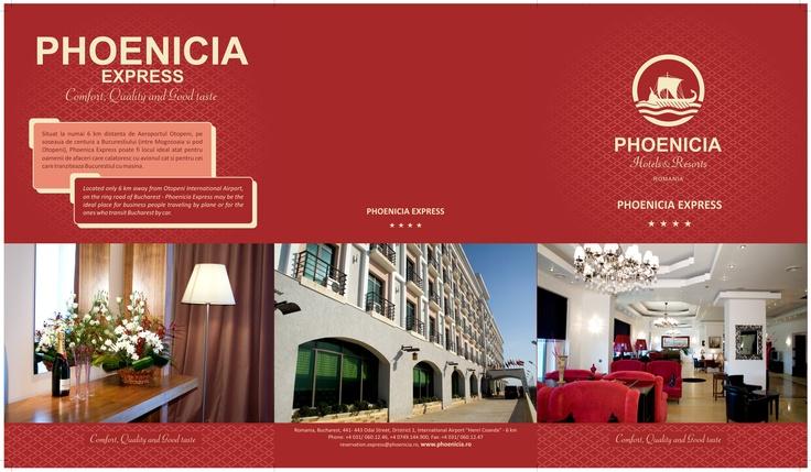 Brochure design & graphics