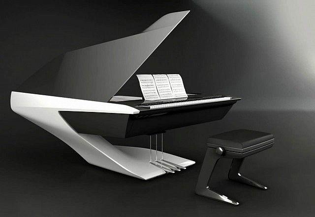 Piano Pleyel par Peugeot Design Lab Design !ndex
