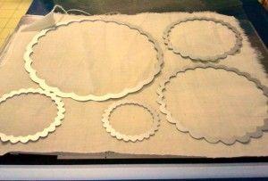 Cutting Fabric with Sizzix Framelits Dies | Craft Test Dummies