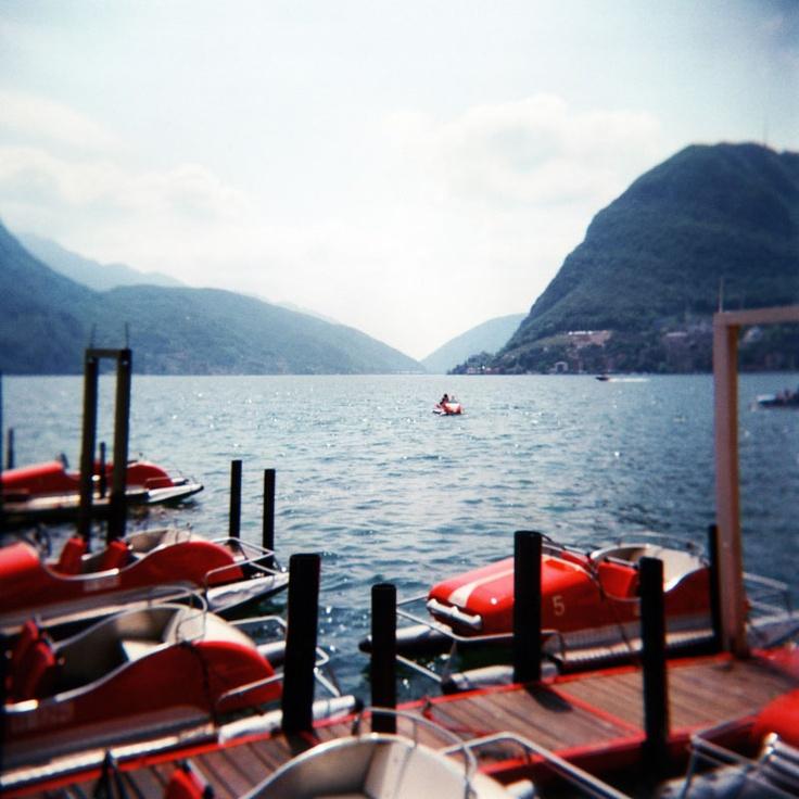 Sul lago in autunno - Ale Di Gangi