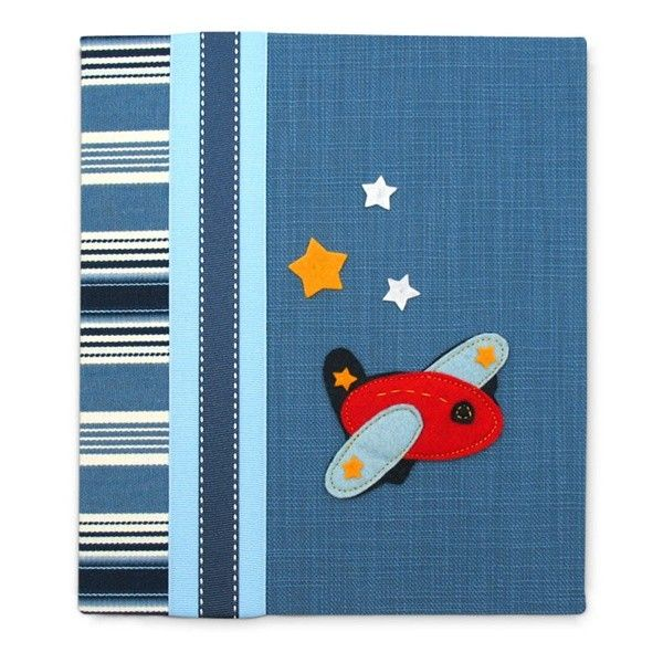 molly west 4x6 baby photo album airplane - 4x6 Photo Albums