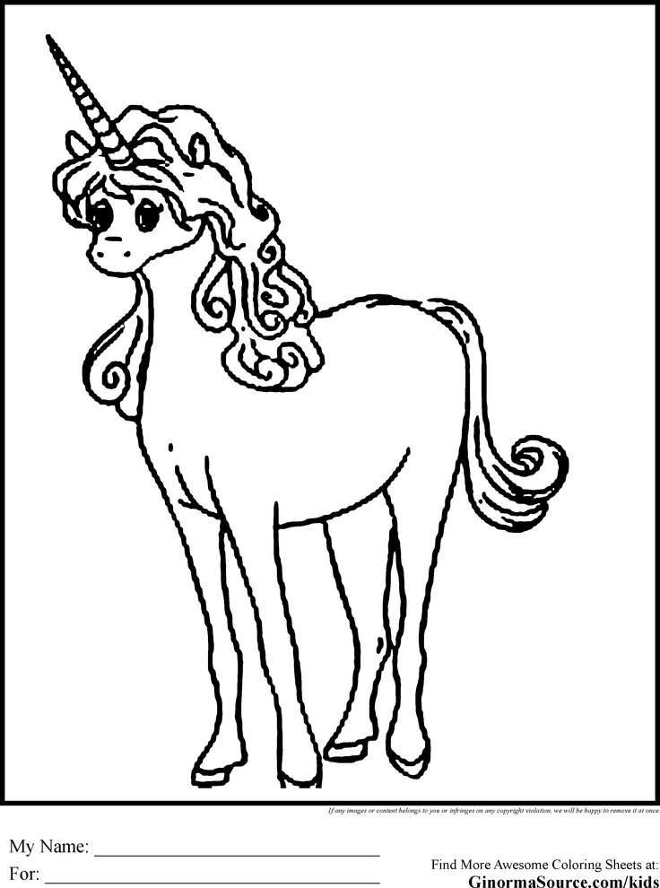 40 best images about Unicorns! on Pinterest | Coloring ...