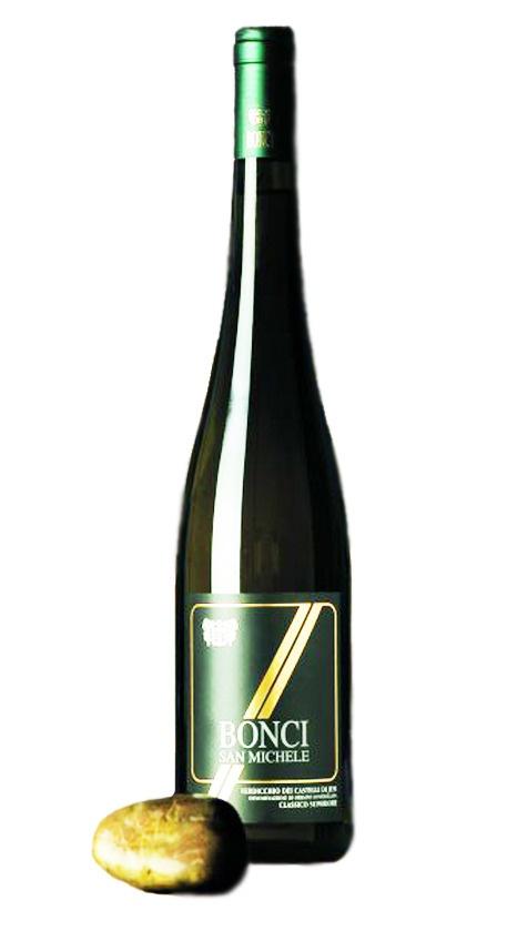 Fabulous Vino!! A favorite white: Verdicchio dei Castelli di Jesi Classico Superiore San Michele 2009 – Bonci