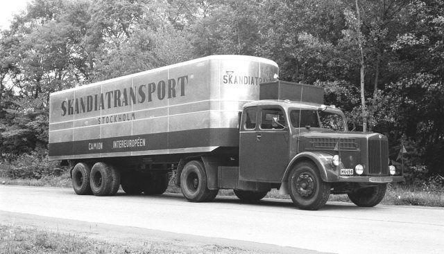 1949 SCANIA-VABIS L 21