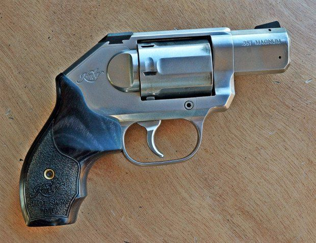 SHOT Show 2016 | My Favorite Gun: Kimber K6s by Gun Carrier at http://guncarrier.com/shot-show-2016-my-journey-so-far/