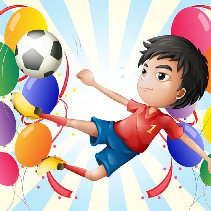 jeux de foot anniversaire