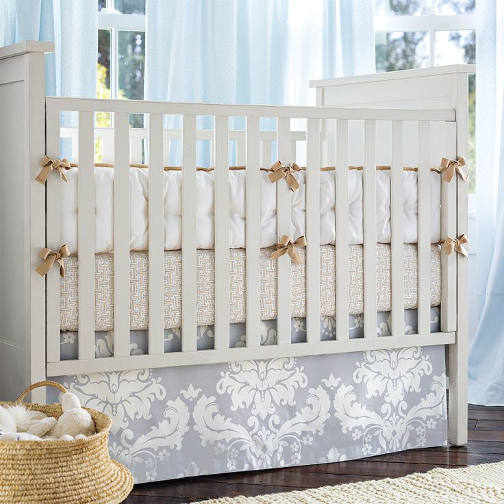 Soho crib serena lily crib baby heinkel pinterest for Serena and lily baby girl bedding