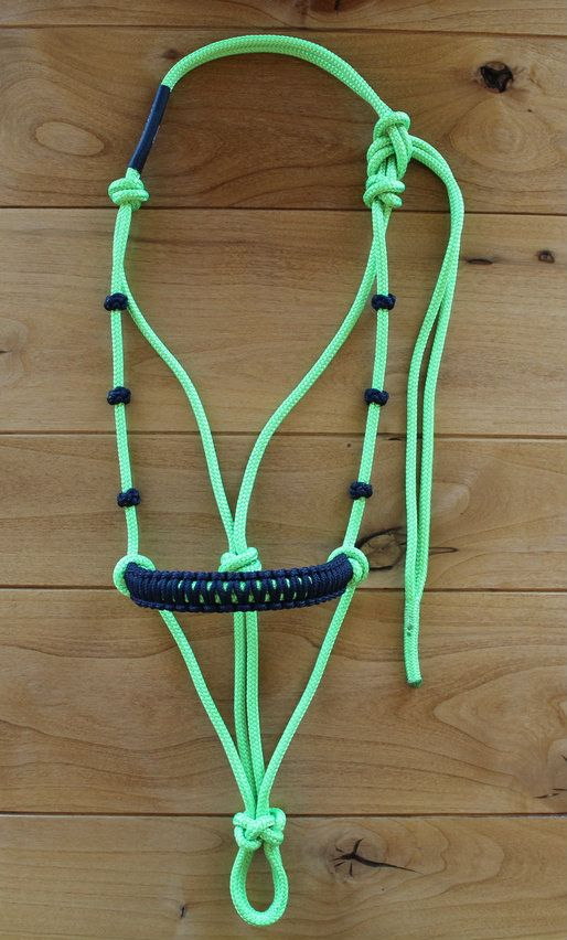 Soft Rope Halters