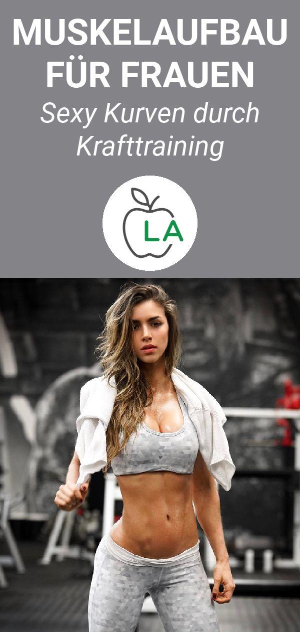 Muskelaufbau Fur Frauen Der Komplette Guide Fitnessubungen