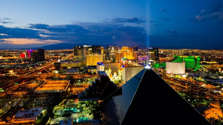 Three-minute guide to Las Vegas