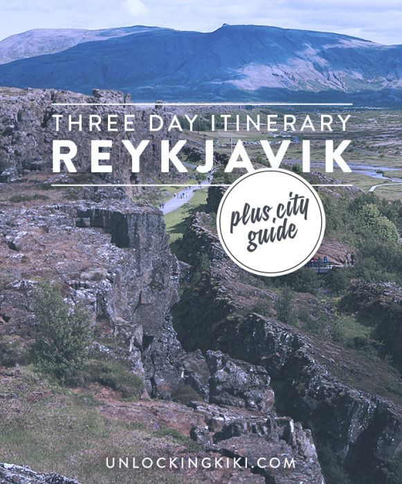 Reykjavik: The Perfect 3 Day Itinerary & A Quick City Guide - The Overseas EscapeThe Overseas Escape