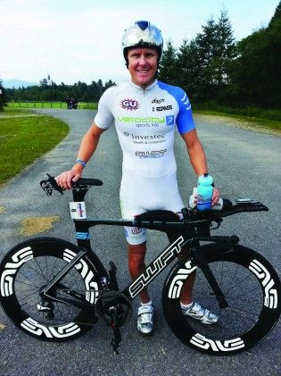 Steal A Pro's Workout: Kyle Buckingham's Ironman Prep Ride