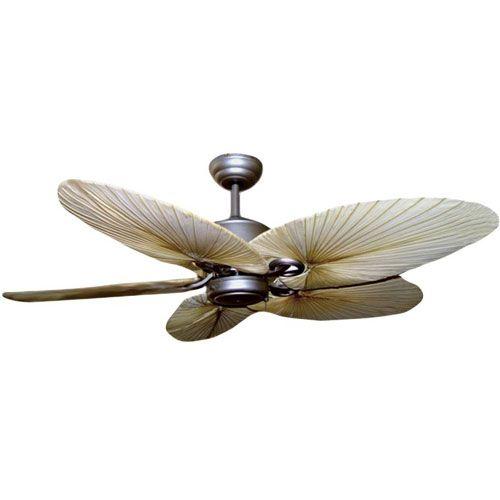 Ventilateur de plafond Exotic VELA 5 pales 130 cm