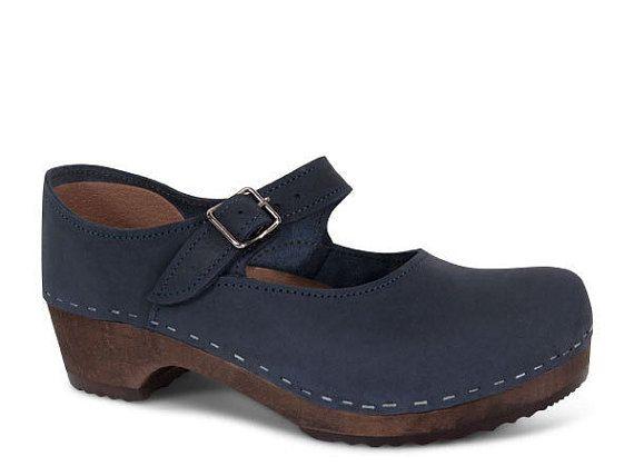 Riem lederen schoenen / lederen sandalen / van Sandgrens op Etsy