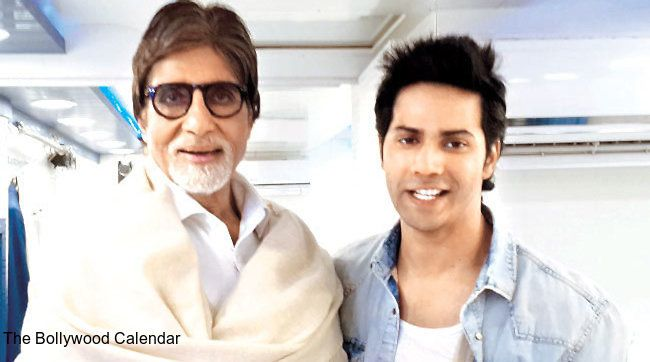 This article is about the upcoming movie of Bollywood Dabba Gul in which two generation actor will work togther Amitabh Bachchan and Varun Dhawan