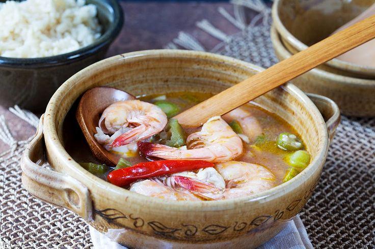 Cafe Lynnylu: Senegalese Seafood Gumbo