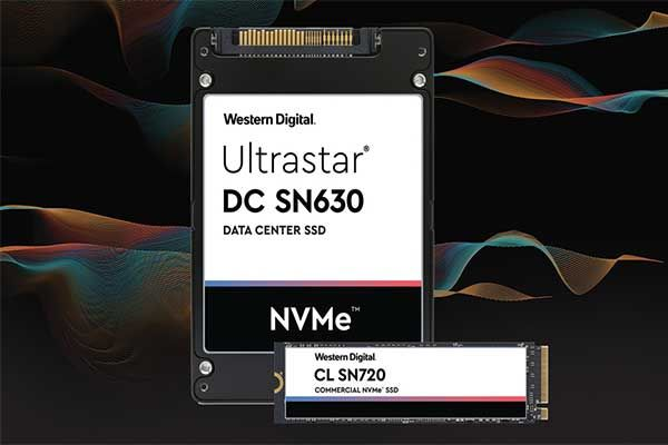 Western Digital Has Introduced Two New Enterprise NVMe SSDs