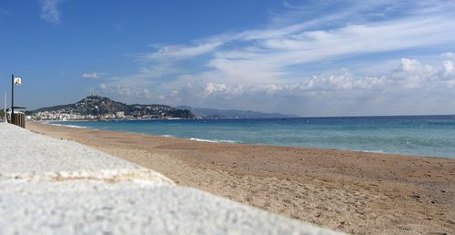 Panoramic photograph from Blanes (Costa Brava)   Barcelona Airport Private Arrival Transfer ! Excursions specialist in Barcelona The Catalan architec