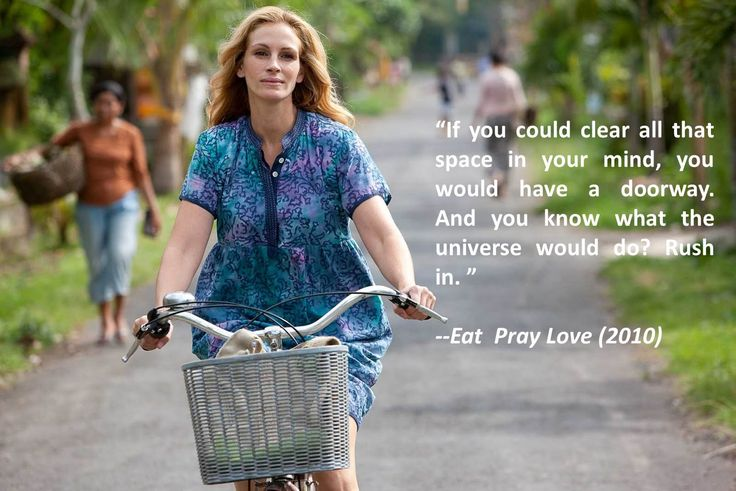Overlong, self-involved 'Eat Pray Love' does a little bit too much of each